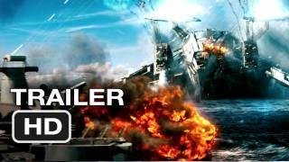 Trailer - Battleship Official Trailer #2 - Rihanna Movie (2012) HD