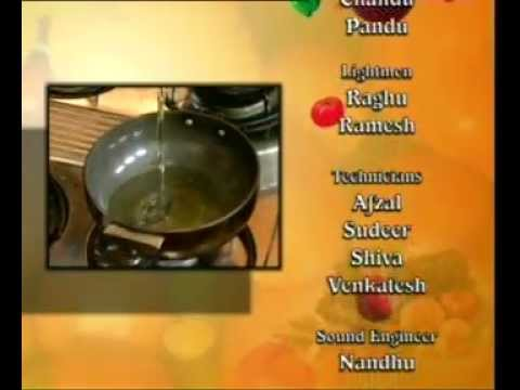 Recipes - Dahi Kadhi - Besan Laddu - 03