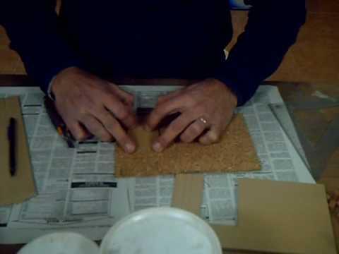 Cómo hacer tejas para nacimiento