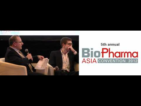 Partnering Licensing Joint Ventures: Comparing Strategies In Asia Biopharma Asia Convention 2012