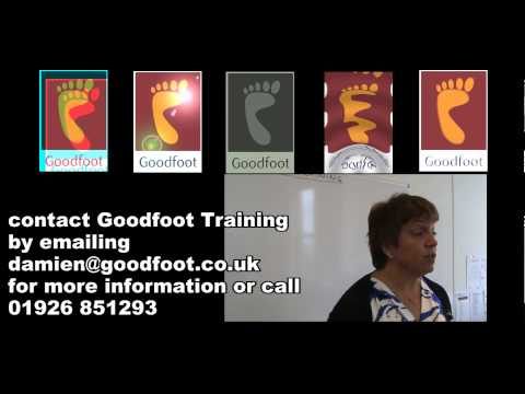 Goodfoot Training - Customer Service