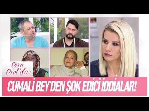 Cumali Bey'den şok edici iddialar! - Esra Erol'da 25 Aralık 2017