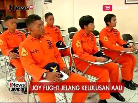 Joy Flight Jelang Kelulusan Untuk Taruna AAU - Korsa 15/04