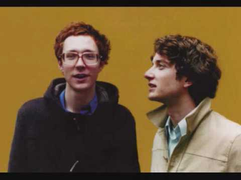 "KINGS OF CONVENIENCE ""Once around the block"" (2000)"