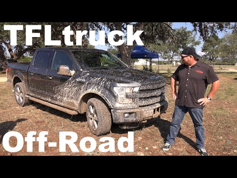 2015 ford f 150 fx4 wet rocky off road first drive. Black Bedroom Furniture Sets. Home Design Ideas