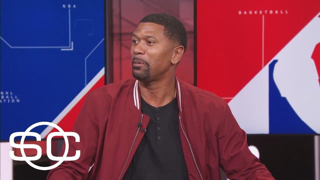 Jalen Rose on Cavs' biggest issue and Kobe Bryant's national anthem comments | SportsCenter | ESPN