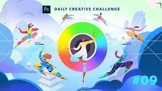 Photoshop Daily Creative Challenge #09