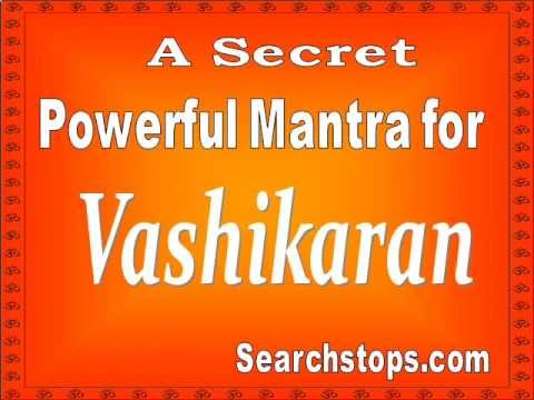 Vashikaran Mantra For Women - Attract  Any  Female In Seconds video