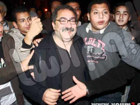 أغنية ثورة الغضب المصرية 25 يناير .wmv