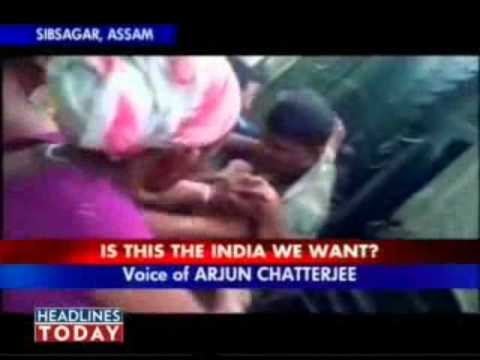 Indian Army Molested And Tried To Rape A Teen Village Girl In Assam, Northeast India video