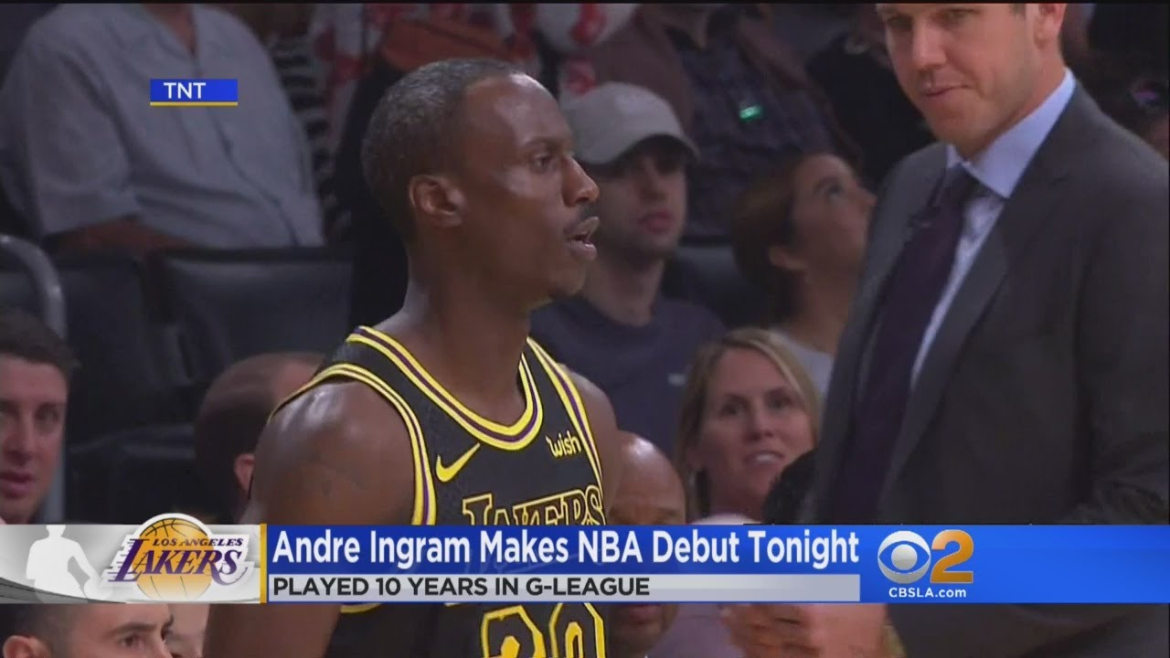 Cinderella Story: 32-Year-Old Rookie Electrifies In Lakers Debut