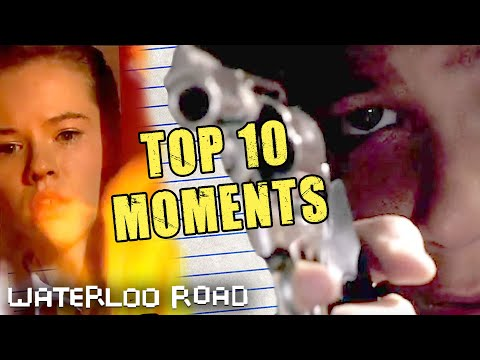 Waterloo Road's Top 10 Moments! | Waterloo Road