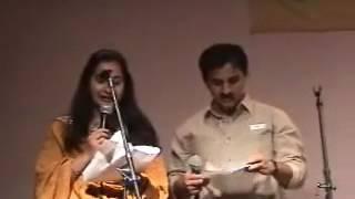 Sereya ghosal sing a song in child