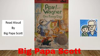 Pearl and Wagner One Funny Day by Kate McMullan Read Aloud!