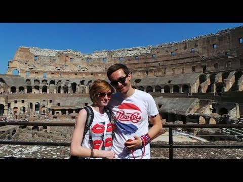 Interrail 2013: Amsterdam-Rome... 4352 miles later