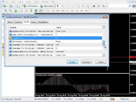 MultiCrossAlert Demo y Tutorial