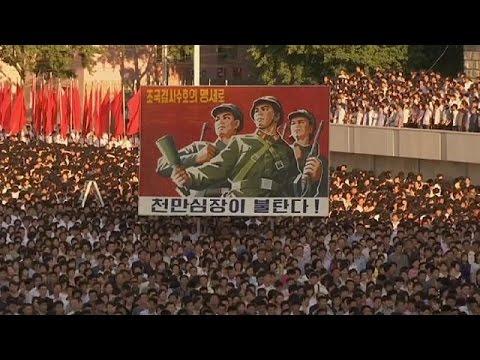 North Korea marks anniversary of start of Korean war