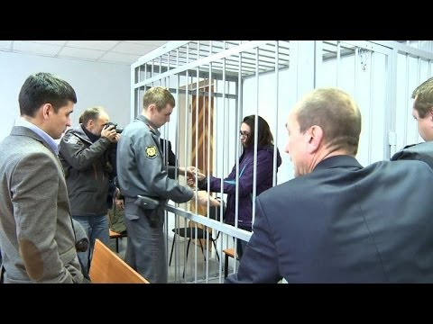 Greenpeace activists denied bail by Russian court