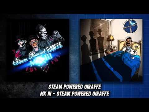Steam Powered Giraffe - Steam Powered Giraffe