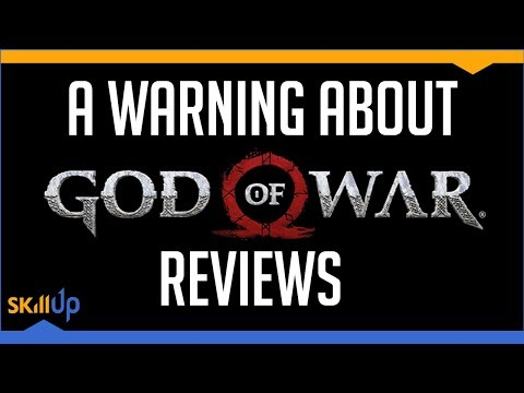Be Very Careful Which God of War Reviews You Watch