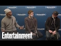 Kingsman: The Secret Service's Cast On Doing A Musical & More | Entertainment Weekly