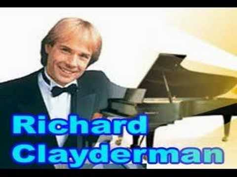 Moon River - Richard Clayderman Music Videos