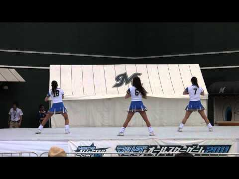 11.07.23 AllStarGame チアダンスショー⑥ FigtersGirl Music Videos