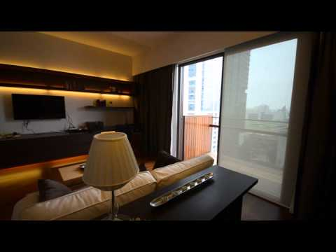 Nice Apartment for Rent at Hunsa Condominium | Bangkok Condo Finder