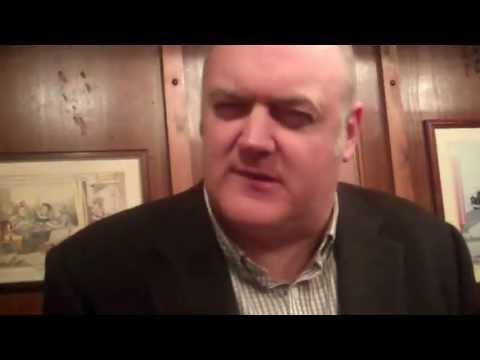 Dara Ó Briain speaks at Sense About Science's libel reform celebrations