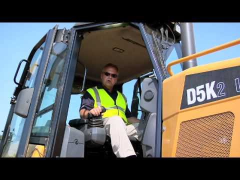Cat® Small Dozers - Overview of the New D3K2. D4K2 and D5K2