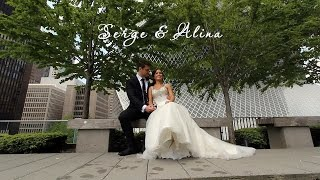 Serge and Alina.  Best Moments. Slavic Christian Center