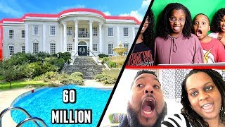 Touring A $60 Million Dollar Mansion! - Onyx Family