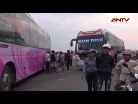 Bản tin an toàn giao thông - Tai nạn giao thông ngày 7.11.2016 | hanh trinh pha an