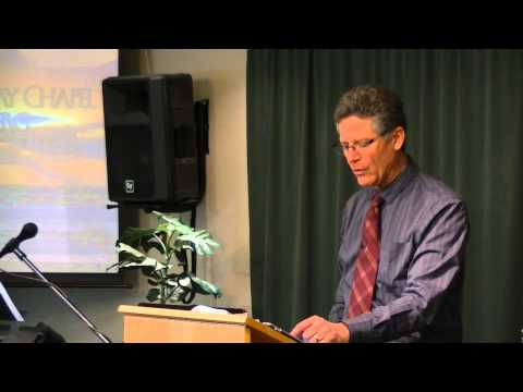 Palm Sunday 2014 with Pastor Tom Fuller