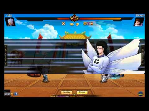 Pockie Ninja- Limited Aizen Secret Techniques