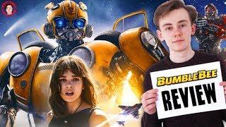 Bumblebee (2018) Best Transformers Film? - Movie Review (Non-Spoiler & Spoilers)