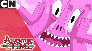 Adventure Time | The World is Candy | Cartoon Network