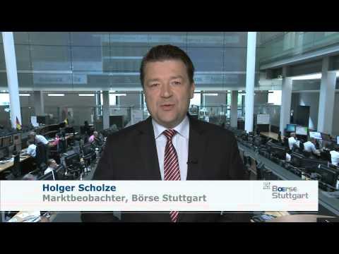 Spannung am Markt: Yellen und Draghi sprechen in Jackson Hole