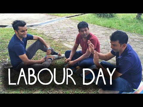 Labour Day in Singapore with Foreign Workers