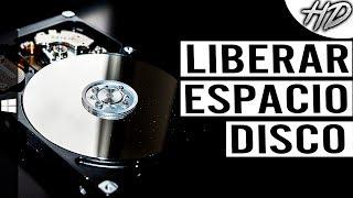 LIMPIAR y LIBERAR espacio en DISCO DURO / RÍGIDO |NUEVOS MÉTODOS 2018|Windows 10,8.1,8,7,Vista,XP