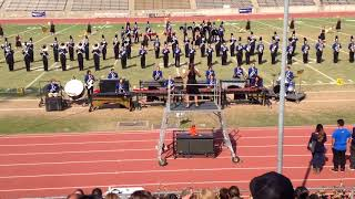 Tulare Western 2017 Visalia Band Review