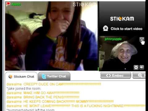 stickam screamer
