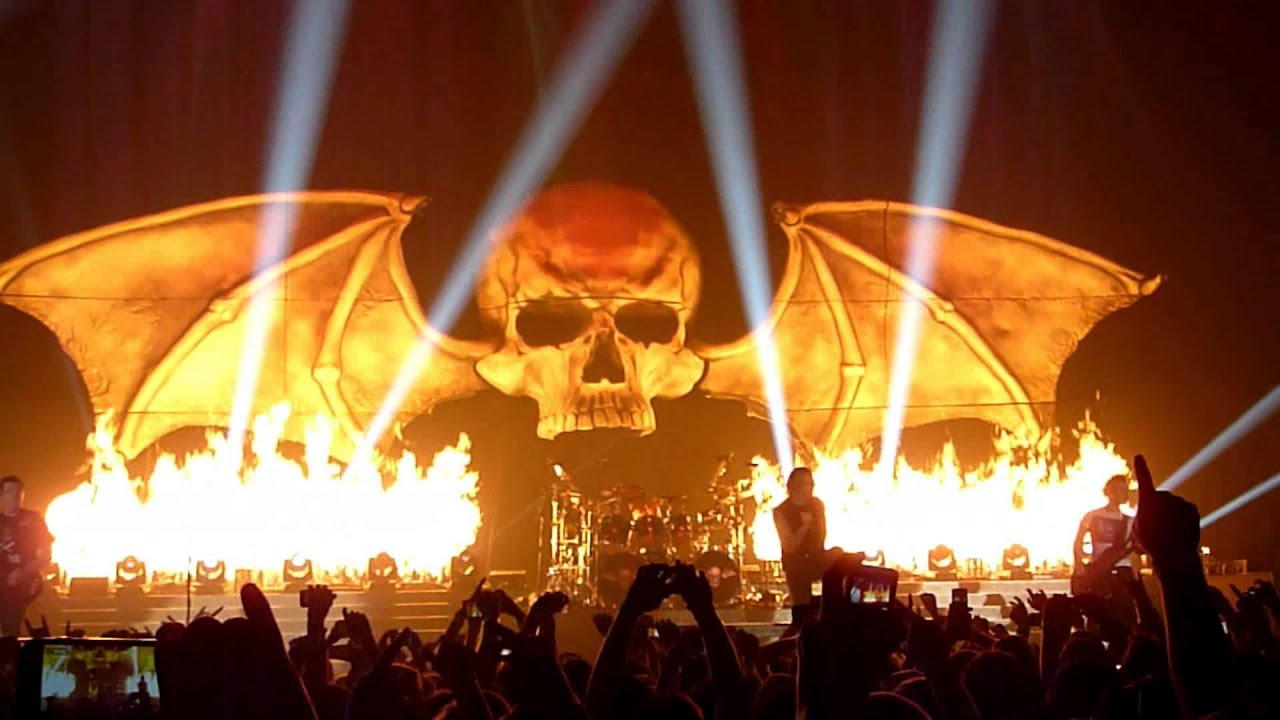 Avenged Sevenfold Live Wallpaper Avenged Sevenfold Hail to