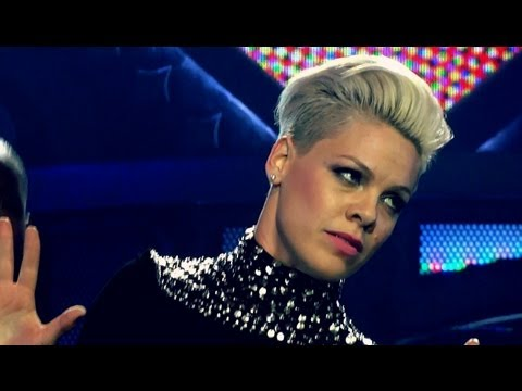 P!nk  - The Truth About Love Tour - Munich Germany - May 19 video