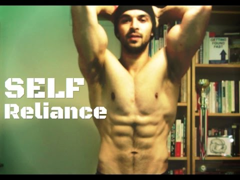 SELF RELIANCE - Only You Can Transform Your Body - Fitness Mindset Tips