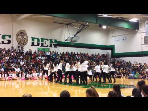 Spring High School Step Team