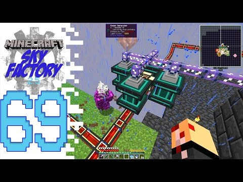 how to play minecraft sky factory