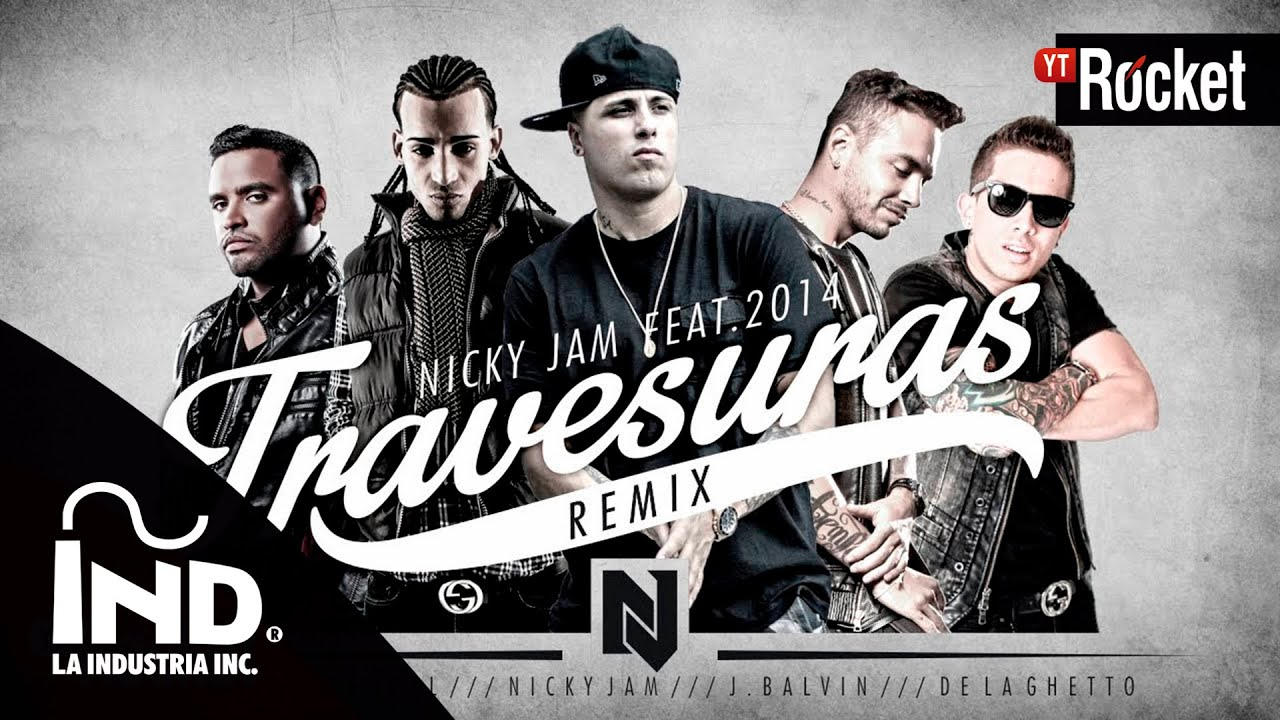 video remix reggaeton: