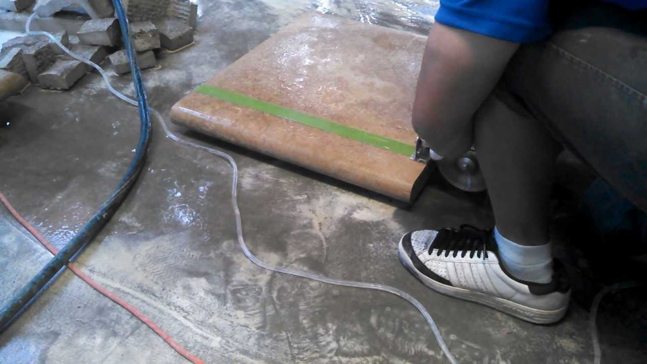 How To Cut Granite Countertop Skil Saw 4 3 8 Quot Wet Dry