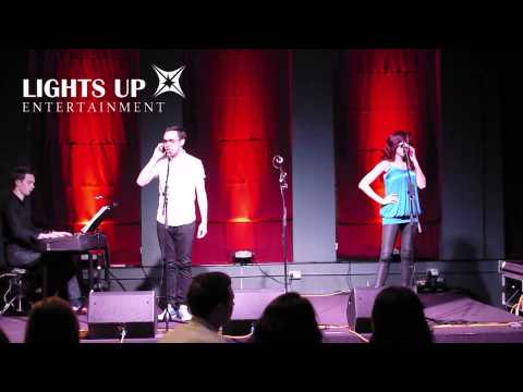 Breaking Up performed by Jak Malone and Steph Miles